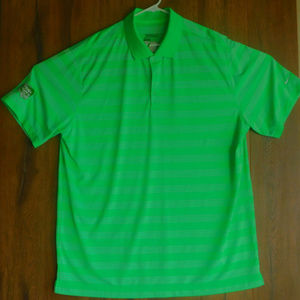 Nike Golf Polo Shirt Dri Fit Tour Performance